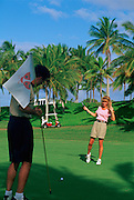 Golf, Hawaii, USA<br />