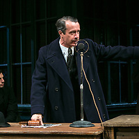 An Enemy of the People by Henrik Ibsen;<br /> Directed by Howard Davies;<br /> Jonathan Cullen as Aslaksen;<br /> Chichester Festival Theatre, Chichester, UK;<br /> 29 April 2016