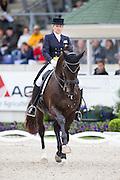Tina Konyot - Calecto V<br /> World Equestrian Festival, CHIO Aachen 2013<br /> © DigiShots