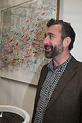 DALE vN MARSHALL, The preview of LAPADA Art and Antiques Fair. Berkeley Sq. London. 21 September 2015.