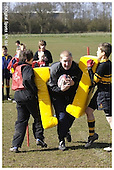 Worcester Warriors Premier Rugby Camp, Sixways - 12-04-2006