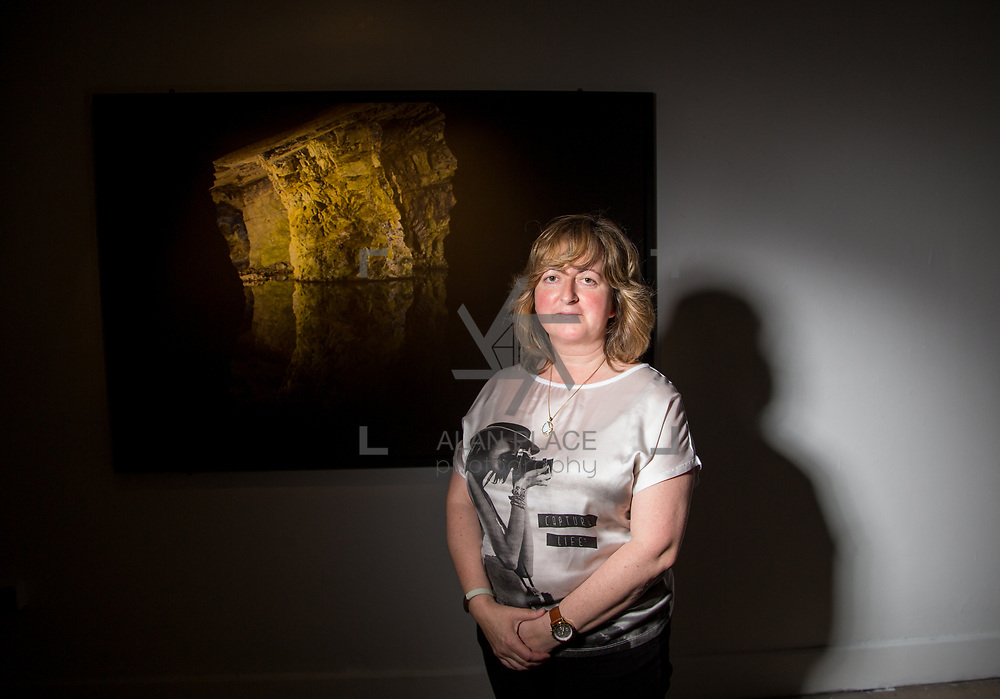 31.05.2017      <br /> Limerick School of Art and Design, LSAD Graduate Show Feature.<br /> Pictured is Eileen Byrne. Picture: Alan Place.