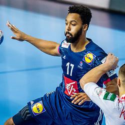 20180116: CRO, Handball - EHF Euro Croatia 2018 - France vs Belarus