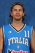20060619 Posati Nazionale Italiana Maschile