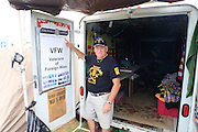 Doug Crawford, 2/5th CAV. Kokomo Indiana Vietnam Veterans Reunion 2012