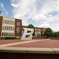 B plaza, Administration building, John Kelly photo