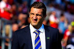 Shrewsbury Town manager Sam Ricketts - Mandatory by-line: Ryan Crockett/JMP - 21/09/2019 - FOOTBALL - Aesseal New York Stadium - Rotherham, England - Rotherham United v Shrewsbury Town - Sky Bet League One