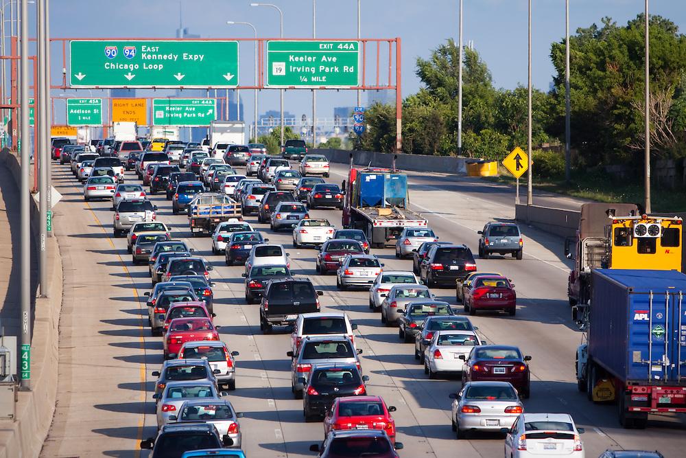 Image result for Chicago traffic jam
