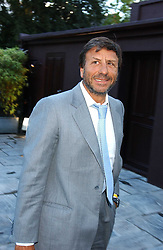 The HON.SIR ROCCO FORTE at the opening party of the new Frankie's Italian Bar and Grill hosted by Frankie Dettori, Marco Pierre White and Edward Taylor at 68 Chiswick High Road, London W4 on 1st September 2005.<br />