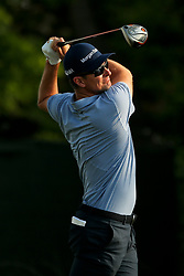 March 29, 2019 - Austin, Texas, United States - Justin Rose tees off the 15th hole during the third round of the 2019 WGC-Dell Technologies Match Play at Austin Country Club. (Credit Image: © Debby Wong/ZUMA Wire)