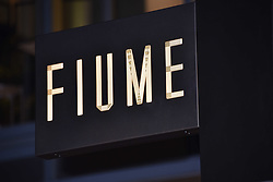 Atmosphere at the launch of Fiume at Battersea Power Station, Battersea, London England. 16 November 2017.<br /> Photo by Dominic O'Neill/SilverHub 0203 174 1069 sales@silverhubmedia.com