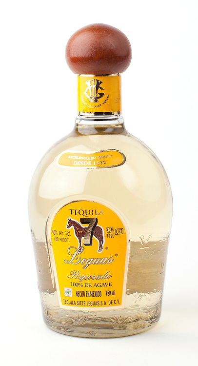 Siete Leguas reposado -- Image originally appeared in the Tequila Matchmaker: http://tequilamatchmaker.com