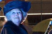 Prinses Beatrix opent Amsterdam Light Festival