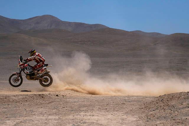 Rally dakar extreme race argentina-chile 2010.VICTOR ROJAS/www.rojasfotos.com