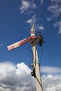 Old Rail Semaphore Signal