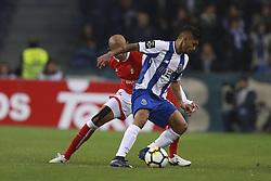 February 5, 2018 - Na - Porto, 02/03/2018 - Futebol Clube do Porto received the Sporting Clube de Braga tonight at Estádio do Dragão, in a game to count towards the 21st day of the I Liga 2017/18. Raúl Silva; Corona  (Credit Image: © Atlantico Press via ZUMA Wire)