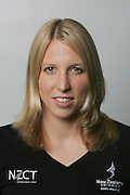 Hannah McLean during a photoshoot for NZ Swimming at the Millenium Institute, Auckland, on Sunday 17 December 2006. Photo: Hannah Johnston/PHOTOSPORT<br />