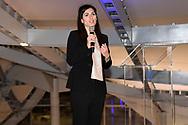 Virginia Raggi <br /> Roma 12-4-2019 Nuvola, Roma Convention Center <br /> Cena di Gala Formula E <br /> Photo Andrea Staccioli / Insidefoto