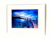 Opal Dusk, Maroubra&ndash; Ex exhibition work. One only available. 8x12&rdquo; signed print on Fujicolor Pearl metallic paper. Mounted on 2mm aluminium composite. White box frame with white mattboard, UV acrylic &amp; D-ring hangers. Outside frame dimensions 350 x 450 x 38mm. Clearance price $129 incl GST &amp; free delivery in Sydney metro area. Add $30 delivery elsewhere in Australia. <br /> <br /> Inspection can be arranged before purchase in Sydney metro area.<br /> <br /> Order by email to orders@GirtBySeaPhotography.com<br /> <br /> Link to original image:<br /> http://girtbyseaphotography.photoshelter.com/gallery-image/Maroubra/G00003wTzdGPGszs/I0000sraiea4NpNI/C0000vTXfzDGo.Ko