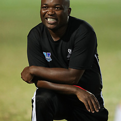 GV during the UKZN Varsity football match game between UKZN Football and NWU Football,at the Peter Booysen Park Stadium, Pietermaritzburg,South Africa.Thursday 2 August, 2018 (Photo by Steve Haag)