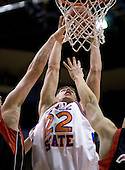 Boise St Basketball 2006-07 v Montana Western