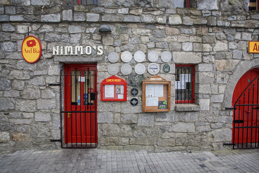 Ard Bia at Nimmos restaurant, Galway, Ireland