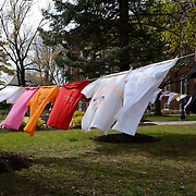 2015-04-23 Clothesline Project (Ridgway)