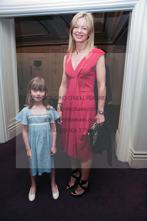 LADY HELEN TAYLOR and her daughter ELOISE at the Yota launch of Mikhailovsky Ballet's Swan Lake held at the London Coliseum, St.Martin's Lane, London on 13th July 2010.