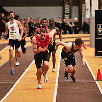 2019 U SPORTS Track and Field Championships on Sat Mar 09 at James Daly Fieldhouse. Credit: Arthur Ward/Arthur Images