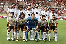 Belgium and Egypt 7 Jun e 2018