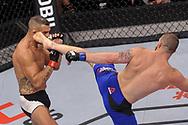 June 3, 2017 - Vitor.Belfort.''The Phenom''  x Nate Marquardt  durante UFC212 Aldo X Holloway realizada no Jeunesse Arena em Rio de Janeiro, RJ. (Credit Image: © Marcelo Cortes/Fotoarena via ZUMA Press)