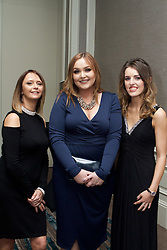 Lynda Piper, Intercontinental Hotel, Ballsbridge, Dublin, Emma Galvin, Carlson Rezidor Hotel Group, Brussels and Katie Scanlan, DIT Cathal Brugha Street, Dublin.