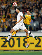 Soccer - Pre World Cup All Whites v Australia