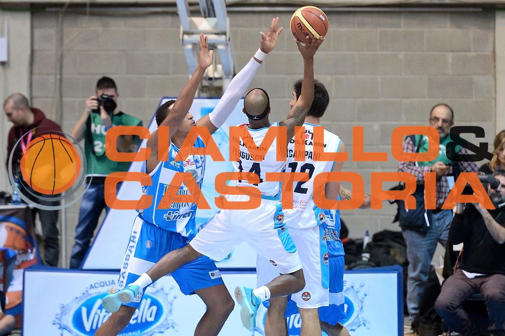 DESCRIZIONE : Final Eight Coppa Italia 2015 Desio Quarti di Finale Banco di Sardegna Sassari vs Vagoli Basket Cremona<br /> GIOCATORE : Ferguson Jazzmar<br /> CATEGORIA : Controcampo Tiro<br /> SQUADRA : Vagoli Basket Cremona<br /> EVENTO : Final Eight Coppa Italia 2015 Desio <br /> GARA : Banco di Sardegna Sassari vs Vagoli Basket Cremona<br /> DATA : 20/02/2015 <br /> SPORT : Pallacanestro <br /> AUTORE : Agenzia Ciamillo-Castoria/I.Mancini
