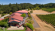 IPNC 2018 lunch, vineyard tour, and blind tasting seminar at Bethel Heights, Eola-Amity Hills, Willamette Valley, Oregon