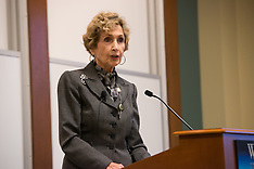 Ambassador Constance Morella on Campus
