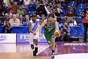 DESCRIZIONE : Milano Coppa Italia Final Eight 2014 Semifinali Banco di Sardegna Sassari Grissin Bon Reggio Emilia<br /> GIOCATORE : Ariel Filloy<br /> CATEGORIA : palleggio contropiede<br /> SQUADRA : Banco di Sardegna Sassari Grissin Bon Reggio Emilia<br /> EVENTO : Beko Coppa Italia Final Eight 2014<br /> GARA : Banco di Sardegna Sassari Grissin Bon Reggio Emilia<br /> DATA : 08/02/2014<br /> SPORT : Pallacanestro<br /> AUTORE : Agenzia Ciamillo-Castoria/C.De Massis<br /> Galleria : Lega Basket Final Eight Coppa Italia 2014<br /> Fotonotizia : Milano Coppa Italia Final Eight 2014 Semifinali Banco di Sardegna Sassari Grissin Bon Reggio Emilia<br /> Predefinita :