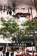 Street scenes Central district, Hong Kong
