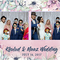 Khulud & Maz Wedding
