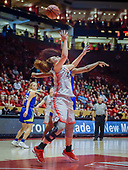 UNM Women's Basketball vs San Jose State 02/03/2018