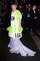 Grayson Perry arriving at the London Evening Standard Theatre Awards in London, Sunday, 17th November 2013. Picture by Nils Jorgensen / i-Images