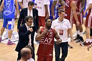 DESCRIZIONE : Milano Lega A 2014-15 EA7 Emporio Armani Milano vs Banco di Sardegna Sassari playoff Semifinale gara 7 <br /> GIOCATORE : Joe Ragland<br /> CATEGORIA : delusione postgame<br /> SQUADRA : EA7 Emporio Armani Milano<br /> EVENTO : PlayOff Semifinale gara 7<br /> GARA : EA7 Emporio Armani Milano vs Banco di Sardegna SassariPlayOff Semifinale Gara 7<br /> DATA : 10/06/2015 <br /> SPORT : Pallacanestro <br /> AUTORE : Agenzia Ciamillo-Castoria/GiulioCiamillo<br /> Galleria : Lega Basket A 2014-2015 Fotonotizia : Milano Lega A 2014-15 EA7 Emporio Armani Milano vs Banco di Sardegna Sassari playoff Semifinale  gara 7 Predefinita :
