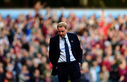Birmingham City manager Harry Redknapp cuts a dejected figure  - Mandatory by-line: Joe Meredith/JMP - 23/04/2017 - FOOTBALL - Villa Park - Birmingham, England - Aston Villa v Birmingham City - Sky Bet Championship