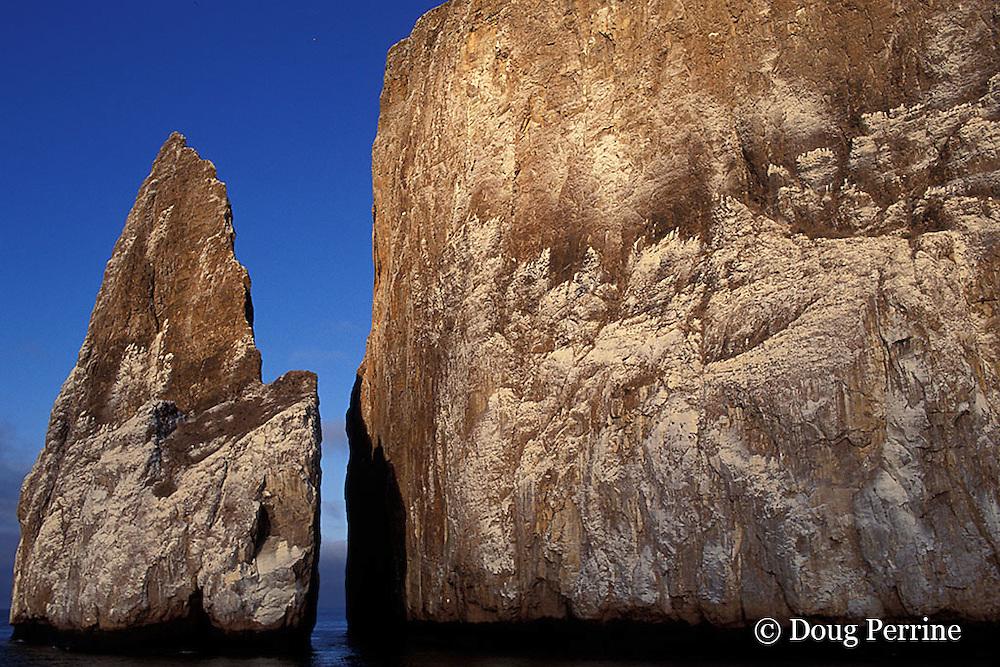 Kicker Rock, San Cristobal, Galapagos Islands, Ecuador, ( Eastern Pacific Ocean )