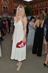 MEREDITH OSTROM at the V&A Summer Party in association with Harrod's held at The V&A Museum, London on 22nd June 2016.