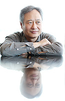 Director Ang Lee poses for a portrait at the Intercontinental Hotel  in Sydney on Tuesday, Dec. 18, 2012. (AAP Image/Marianna Massey) NO ARCHIVING
