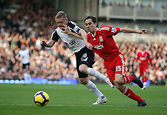 Fulham beat Liverpool 3-1