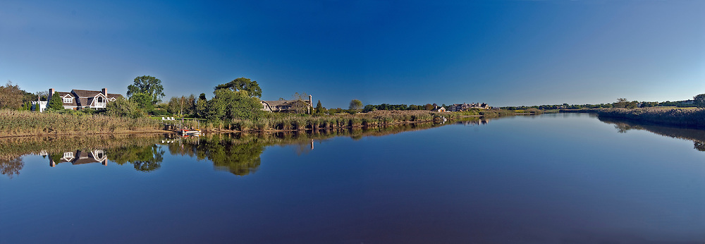 New York, Sagaponack, Lake Sagaponack,  South Fork, Long Island