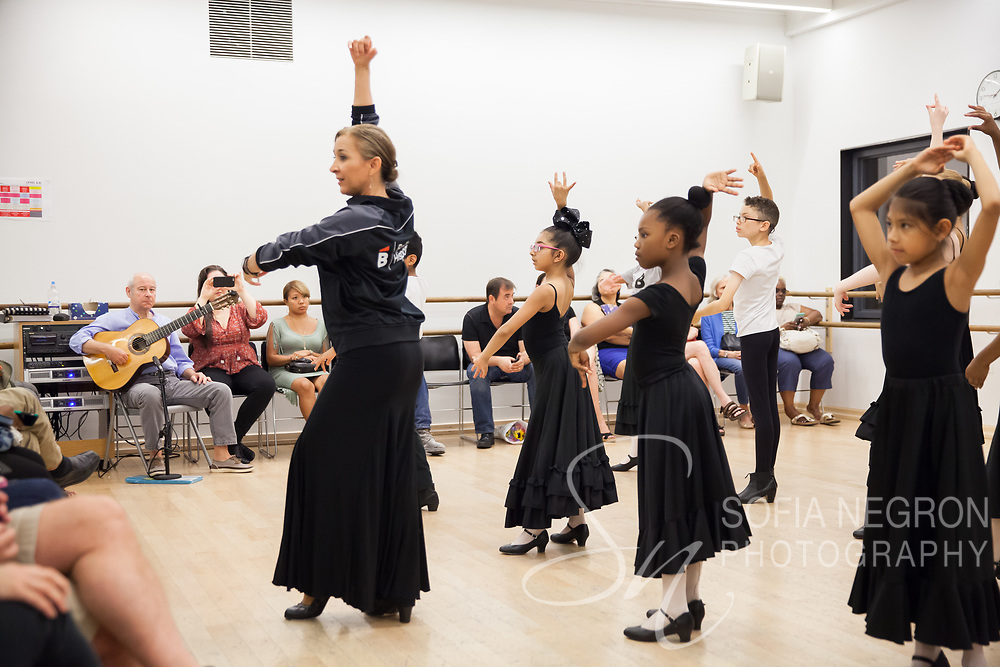 New York Dance photographer Sofia Negron Ballet Hispanico Summer Intensive 2017