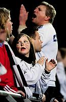 Fotball , 15. Mars 2009 , Tippeligaen , Viking - Odd Grenland , Stavanger Stadion , Odd supportere , odd fans , tilhenger